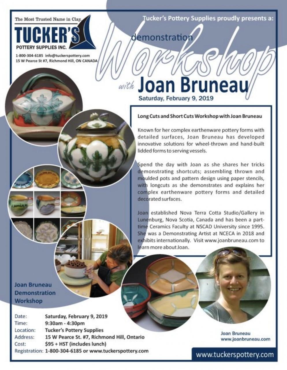 Workshop 95 Addressing Students >> Joan Bruneau Workshop Musing About Mud