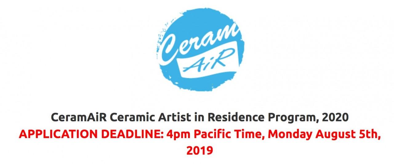 ceramic residency | Musing About Mud